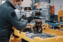 Vidéaste lyon : Film présentant l'expertise métier de la SNCF